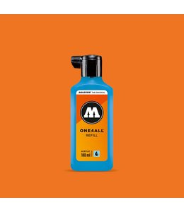 Molotow Molotow refill 180ml Dare Orange