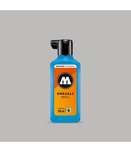 Molotow Molotow refill 180ml Grey Blue Light