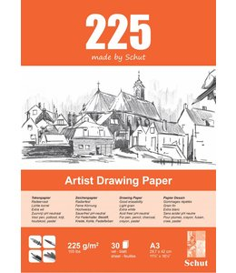 Schut papier Schut Künstler Zeichenpapier A3 225 g