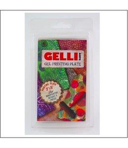 """Gelli Arts 3 """"x 5"""" Gelli® Druckplatte"""
