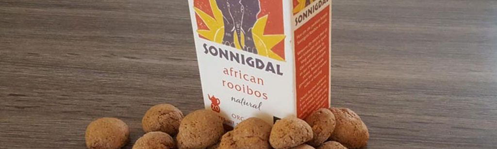 Recept: Rooibos kruidnoten