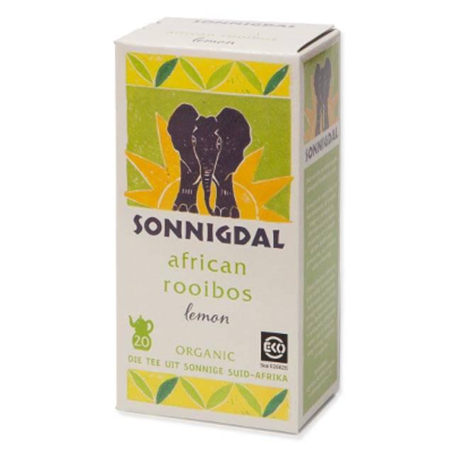 Sonnigdal African Rooibos Lemon
