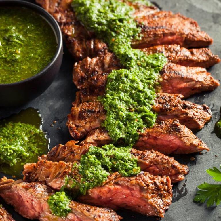 LeJean Flank steak