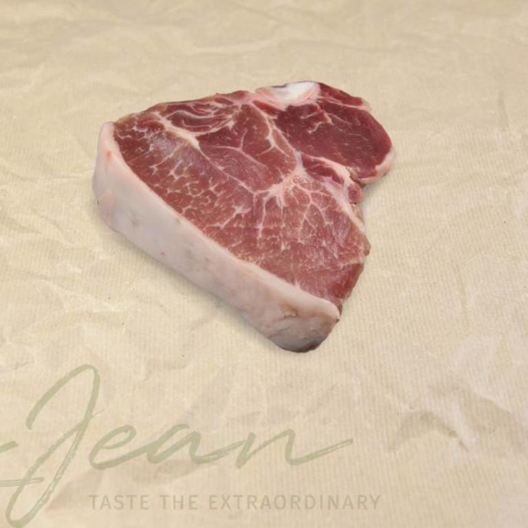 LeJean Ibérico varken T-bone steak