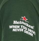 Heineken T-shirt Formula 1 Donna
