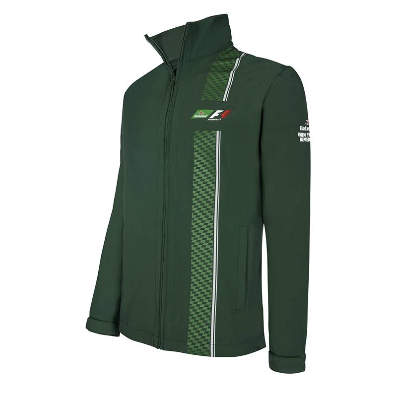 Heineken F1 jacket men, Formula 1 clothing | Heineken Merchandise ...