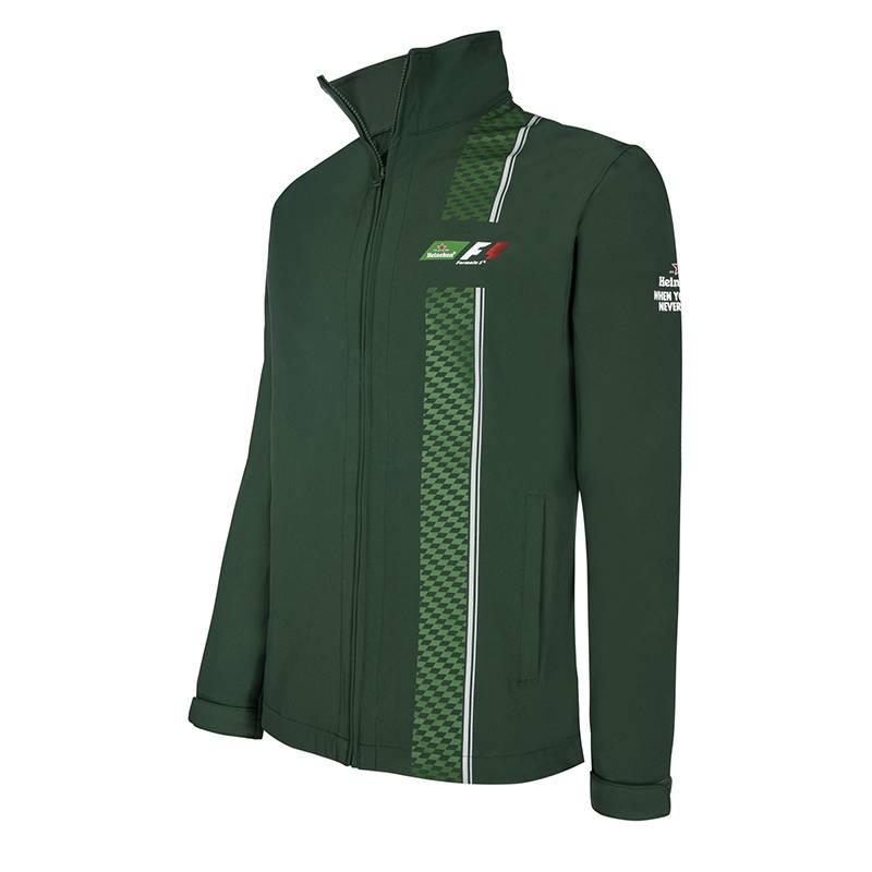 Giacca uomo da F1 Heineken Merchandising n0S6n 3b6605ee503