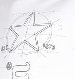 Heineken T-shirt con logo grafica bianca Uomo