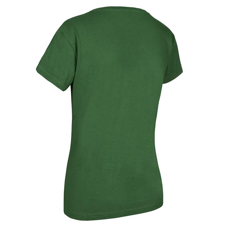 Top Maglietta donna verde con logo | Merchandising Heineken  OF27