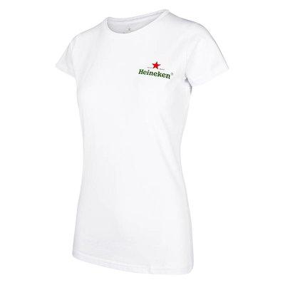 Heineken T-shirt bianca Donna