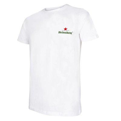 Heineken T-shirt bianca Uomo
