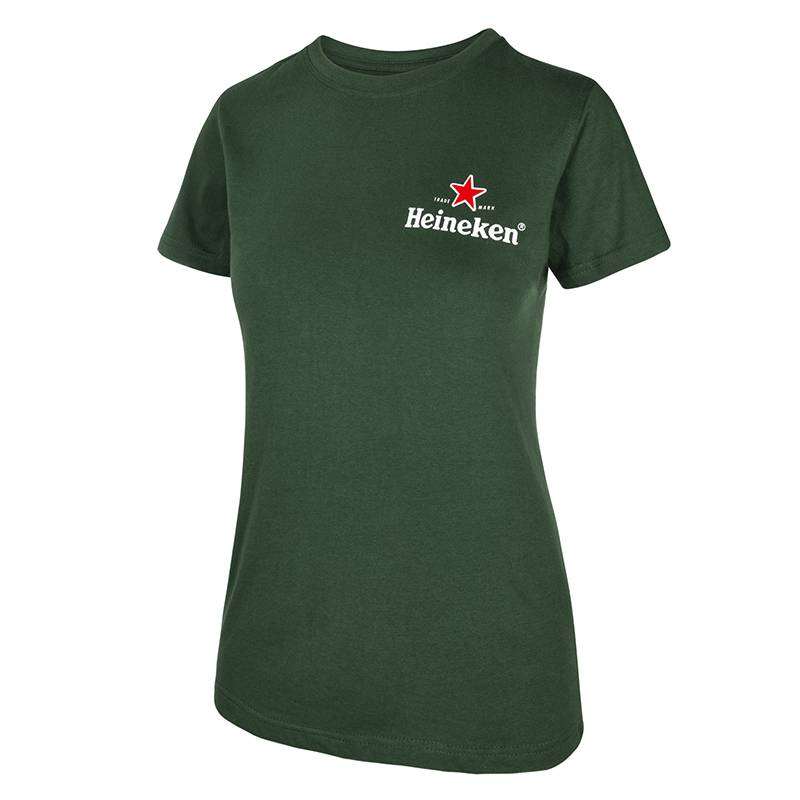 Heineken Green T-shirt Women