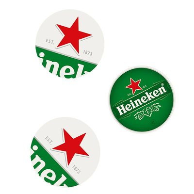 Heineken Sottobicchieri birra
