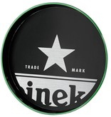 Heineken Waiter Tray Black