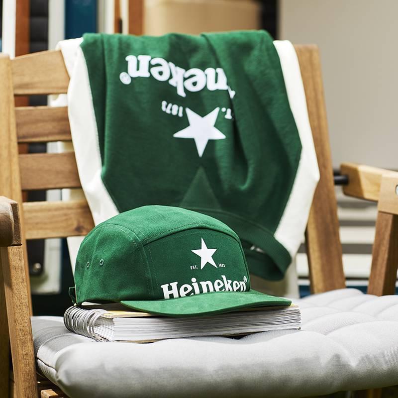 Heineken Green Cap