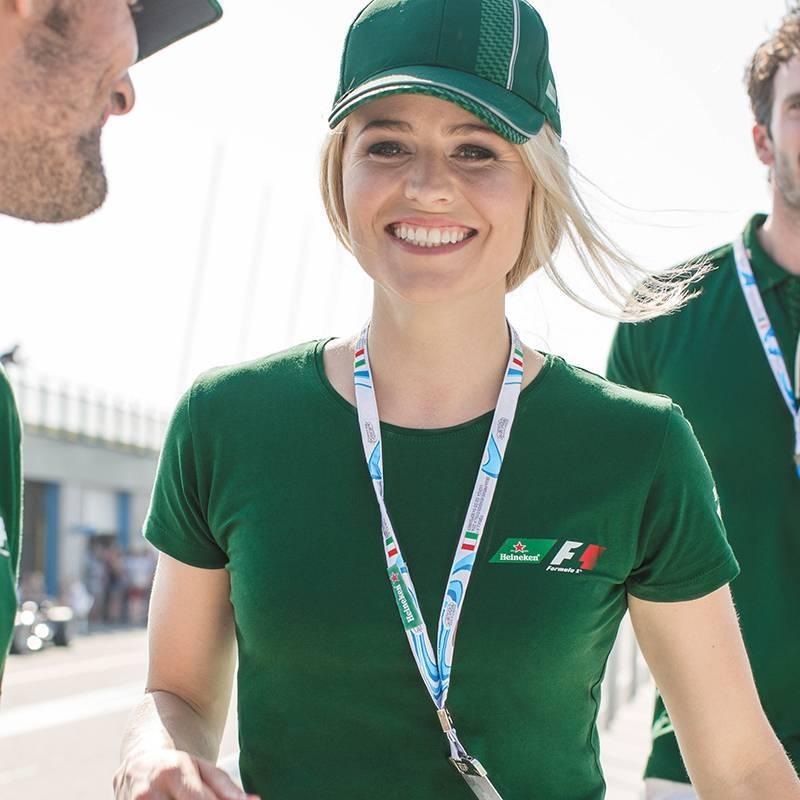 Heineken Formula 1 Shirt Women
