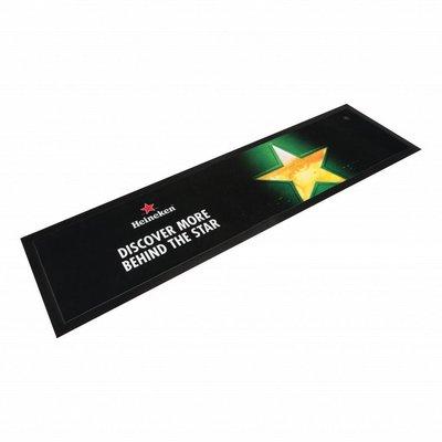 Heineken Tappetino da bar assorbente