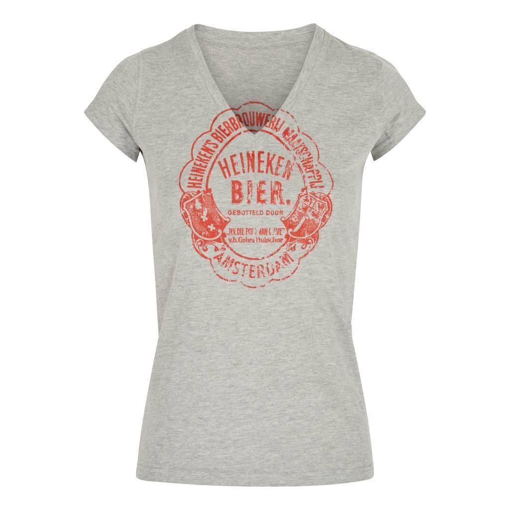 Heineken T-shirt con etichetta 1873 da donna