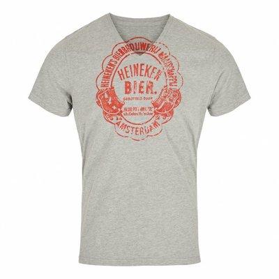 Heineken T-shirt con etichetta 1873 da uomo