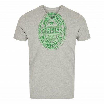 Heineken T-shirt etichetta New York 1933  da uomo