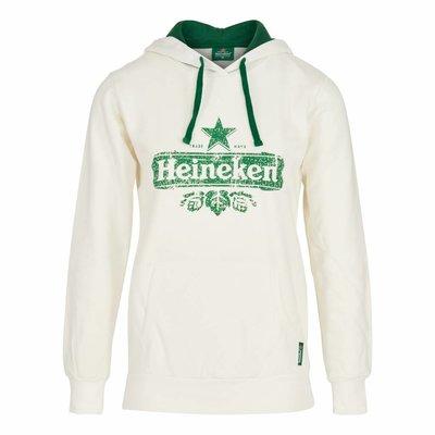 Heineken Felpa con cappuccio da donna