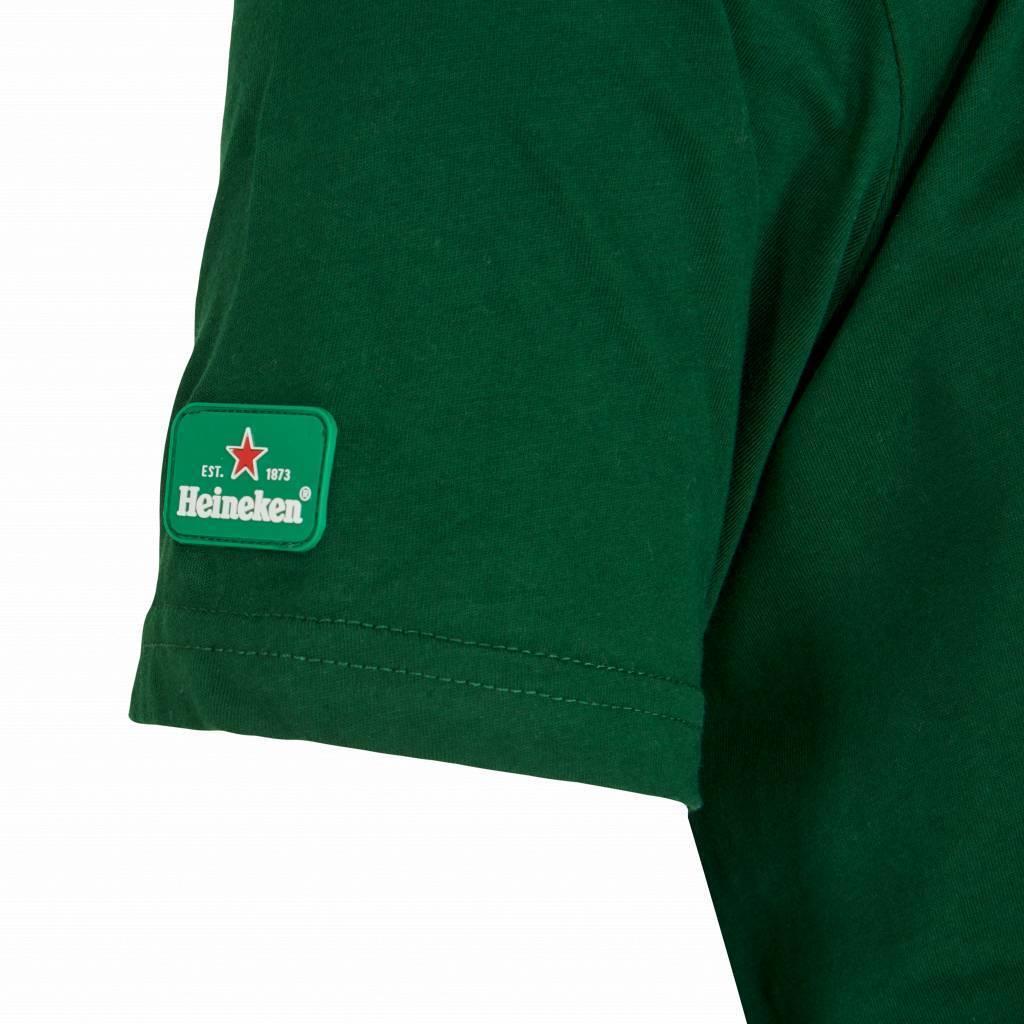 Heineken T-SHIRT DARK GREEN MEN