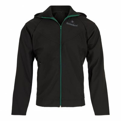 Heineken WINDSTOPPER BLACK MEN