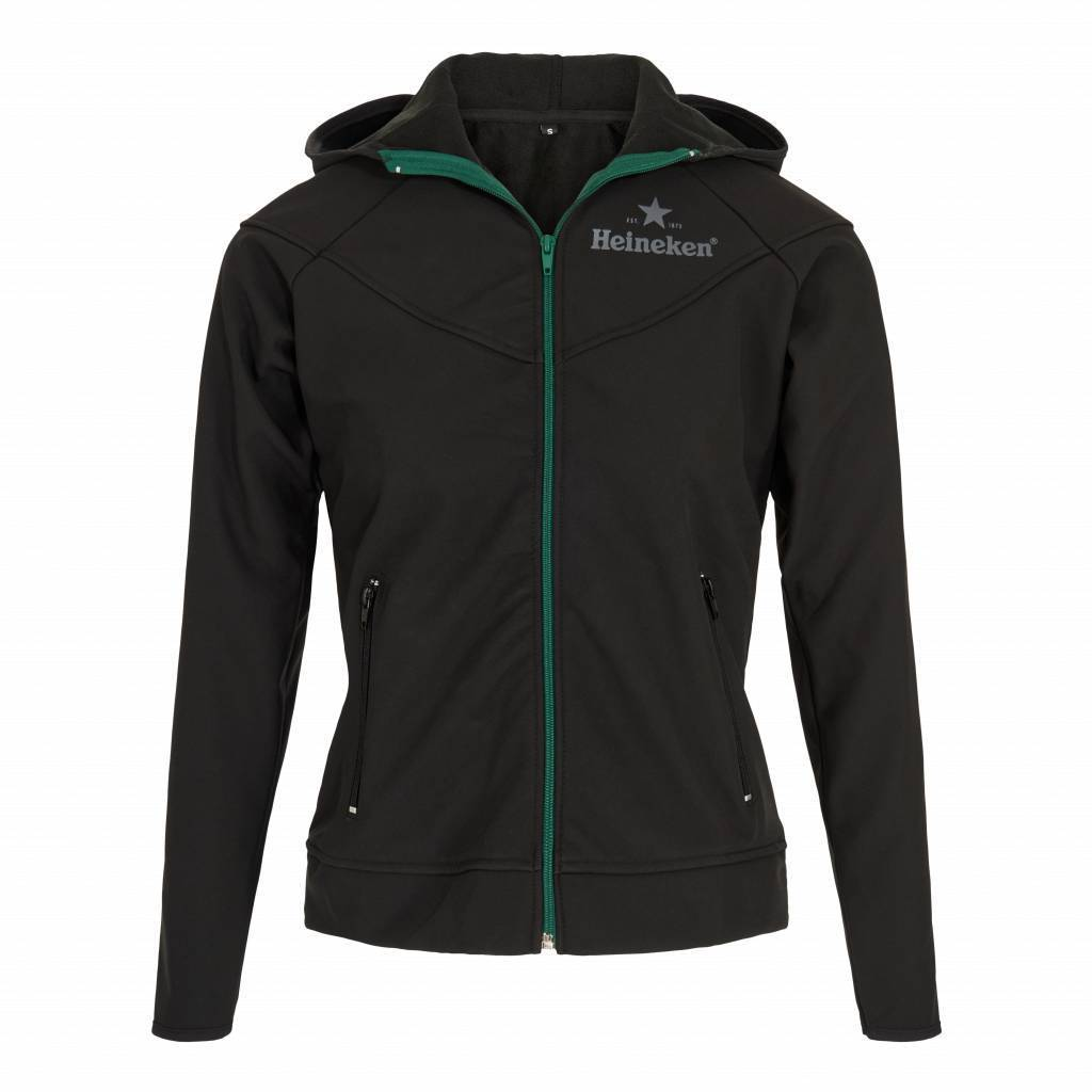 Heineken WINDSTOPPER BLACK WOMEN