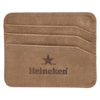 Heineken Heritage credit card holder