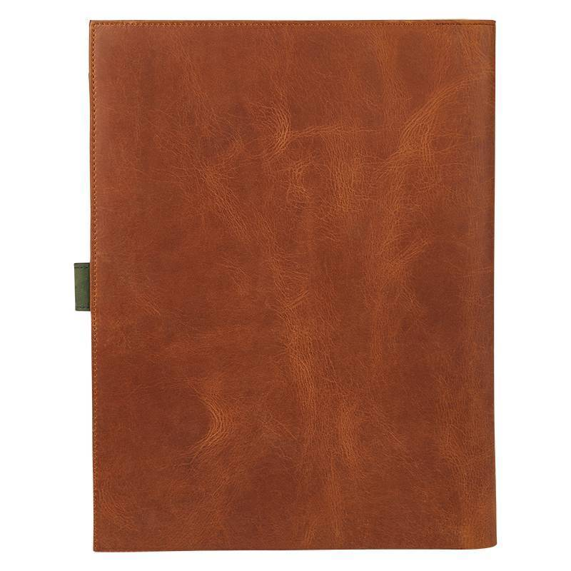 Heineken Retro  leather writing folder