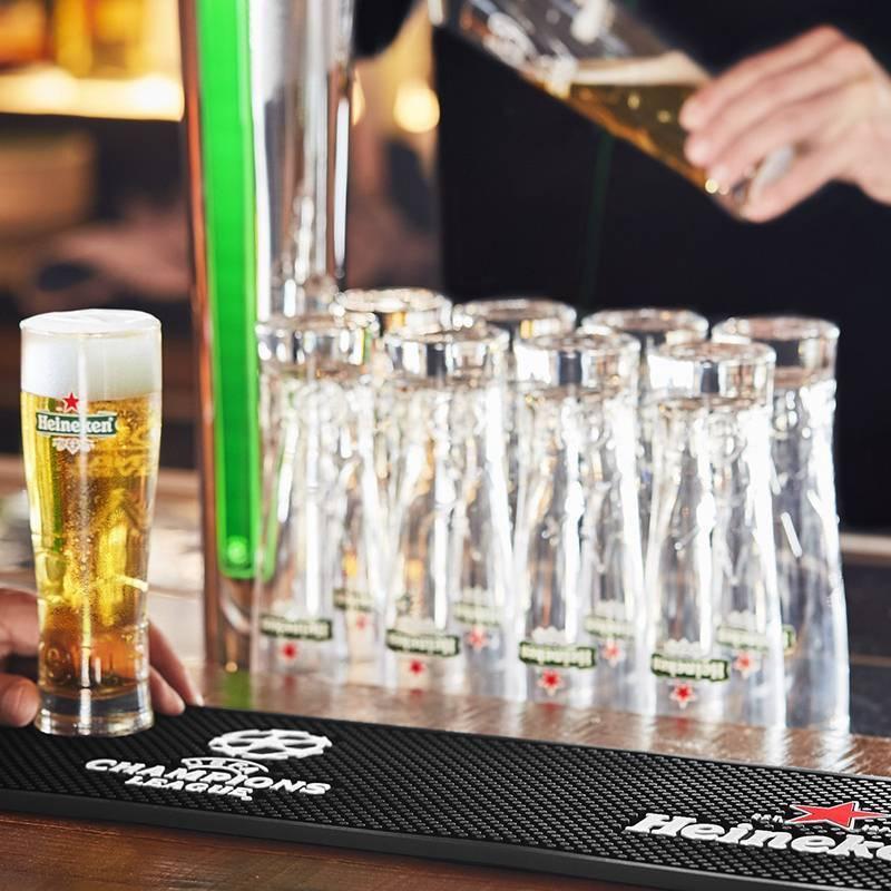 Heineken Tappetino da bar UEFA Champions League