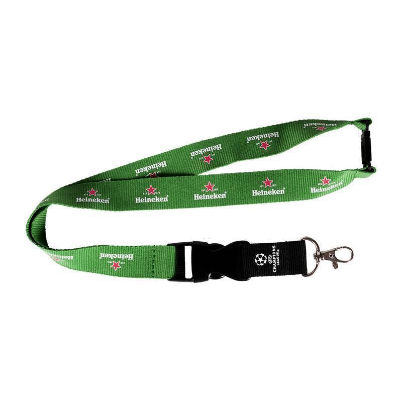 Heineken Portabadge da collo UEFA Champions League