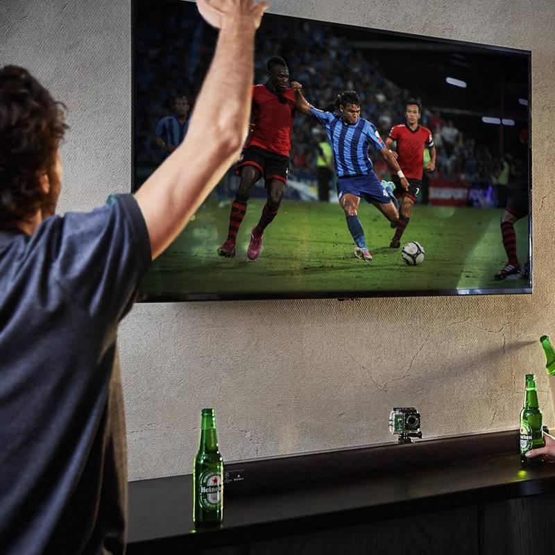 Heineken Sistema Soundbar per TV UEFA Champions League