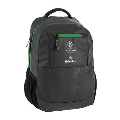 Heineken UEFA Champions League Grey Backpack