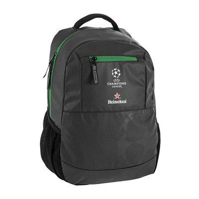 Heineken Zaino calcio grigio Champions League