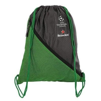 e69b7db558 Heineken UEFA Champions League Green Drawstring Bag