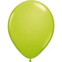 Folat - Ballonnen - Appelgroen - 50st.