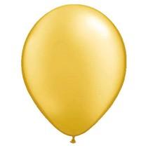 Folat - Ballonnen - Goud - Metallic - 10st.
