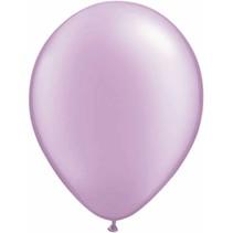 Folat - Ballonnen - Lavendel/paars - Metallic - 50st.