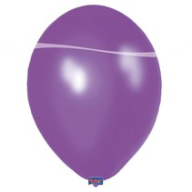 Folat - Ballonnen - Paars - Metallic - 10st.