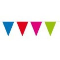 Folat - Vlaggenlijn - Mini - Multicolor - 3m