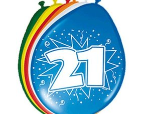 21 jaar