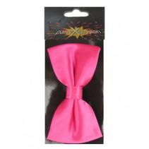 PartyXplosion - Strik - Satijn - Luxe - Roze - 12x6.5cm