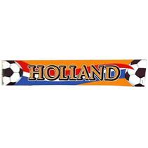 Folat - Straatbanner - Holland - Oranje - 370x60cm