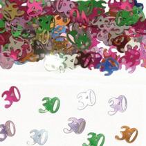 Folat - Tafeldecoratie/confetti - 30 Jaar - 14gr.
