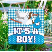 Folat - Tuinbord - It's a Boy