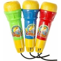 Witbaard - Microfoon - Echo - Plastic