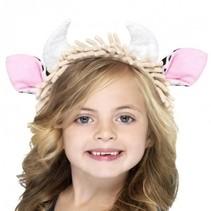 Smiffys - Haarband - Koeienoren