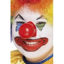 Smiffys - Clownsneus - Piepend - Rood