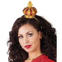 Boland - Kroontje - Op hoofdband